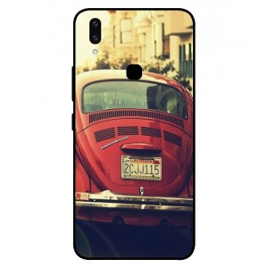 Coque De Protection Voiture Beetle Vintage Vivo V9