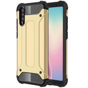 Protection Antichoc Type Otterbox Or Pour Huawei P20