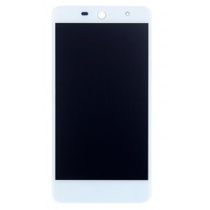 Ecran LCD Complet Vitre Tactile Pour Wileyfox Swift 2 - Blanc