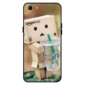 Coque De Protection Amazon Starbucks Pour Oppo A1