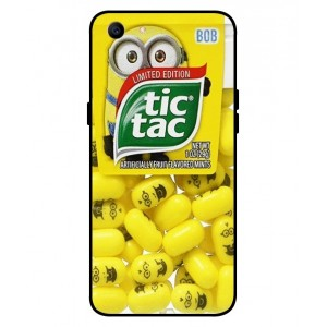 Coque De Protection Tic Tac Bob Oppo A1