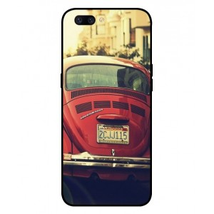Coque De Protection Voiture Beetle Vintage Oppo F7