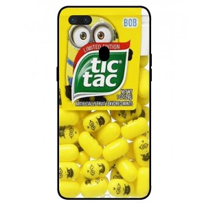 Coque De Protection Tic Tac Bob Oppo R15 Dream Mirror Edition