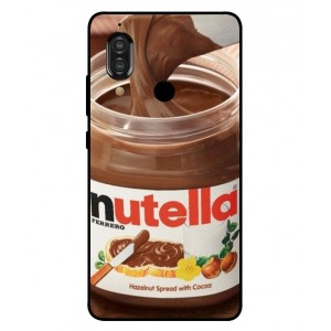 Coque De Protection Nutella Pour Sharp Aquos S3