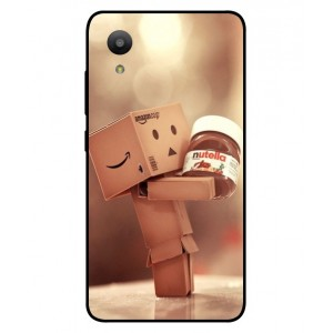 Coque De Protection Amazon Nutella Pour Sharp Aquos S3 Mini