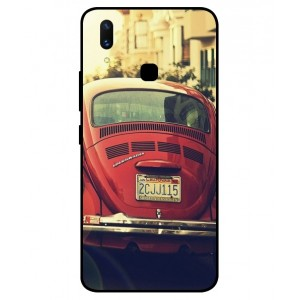 Coque De Protection Voiture Beetle Vintage Vivo X21