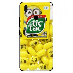 Coque De Protection Tic Tac Bob Vivo X21