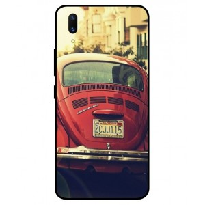 Coque De Protection Voiture Beetle Vintage Vivo X21 UD