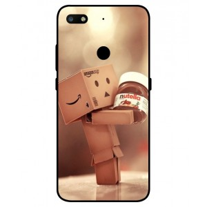 Coque De Protection Amazon Nutella Pour ZTE Nubia V18