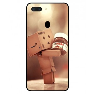 Coque De Protection Amazon Nutella Pour Oppo R15 Pro