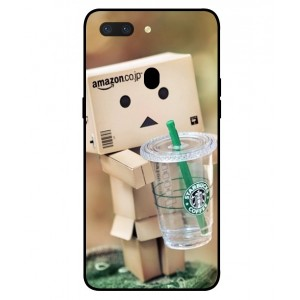 Coque De Protection Amazon Starbucks Pour Oppo R15 Pro