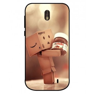 Coque De Protection Amazon Nutella Pour Nokia 1