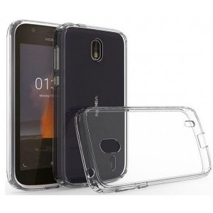 Coque De Protection En Silicone Transparent Pour Nokia 1
