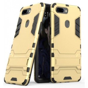 Protection Antichoc Type Otterbox Or Pour Oppo R15