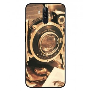Coque De Protection Appareil Photo Vintage Pour Ulefone Power 3