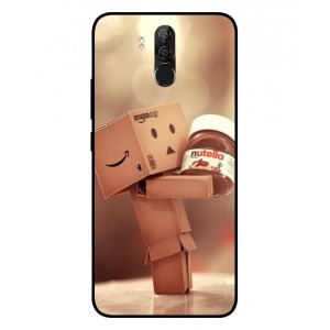 Coque De Protection Amazon Nutella Pour Ulefone Power 3