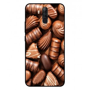 Coque De Protection Chocolat Pour Ulefone Power 3s