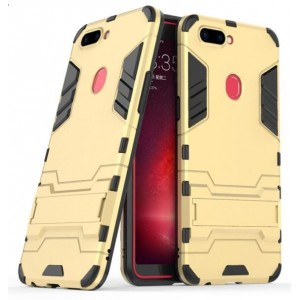 Protection Antichoc Type Otterbox Or Pour Oppo R11s Plus