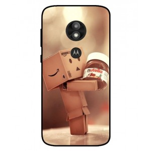 Coque De Protection Amazon Nutella Pour Motorola Moto E5 Play