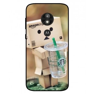 Coque De Protection Amazon Starbucks Pour Motorola Moto E5 Play