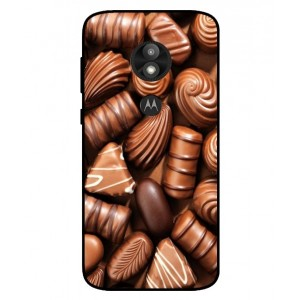 Coque De Protection Chocolat Pour Motorola Moto E5 Play