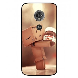 Coque De Protection Amazon Nutella Pour Motorola Moto E5 Plus