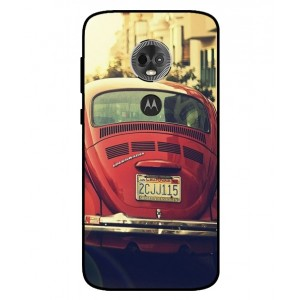 Coque De Protection Voiture Beetle Vintage Motorola Moto E5 Plus