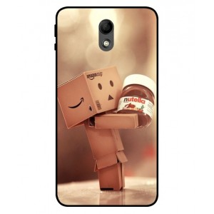 Coque De Protection Amazon Nutella Pour Wiko Kenny