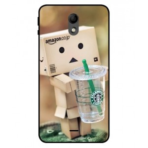 Coque De Protection Amazon Starbucks Pour Wiko Kenny