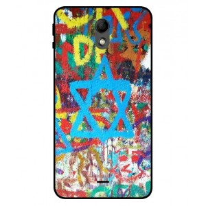 Coque De Protection Graffiti Tel-Aviv Pour Wiko Kenny