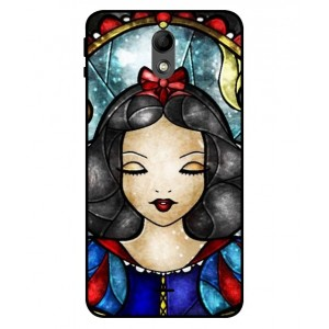 Coque De Protection Blanche Neige Pour Wiko Kenny