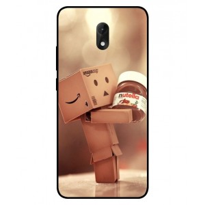 Coque De Protection Amazon Nutella Pour Wiko Lenny 5
