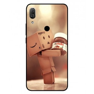 Coque De Protection Amazon Nutella Pour Wiko View 2