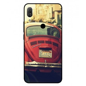 Coque De Protection Voiture Beetle Vintage Wiko View 2