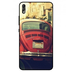 Coque De Protection Voiture Beetle Vintage Wiko Robby 2