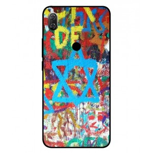 Coque De Protection Graffiti Tel-Aviv Pour Wiko View 2 Pro