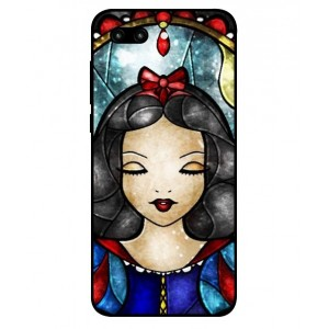 Coque De Protection Blanche Neige Pour Huawei Honor 10