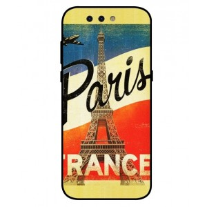Coque De Protection Paris Vintage Pour Xiaomi Black Shark