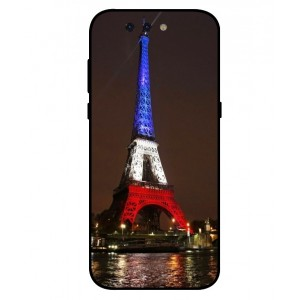 Coque De Protection Tour Eiffel Couleurs France Pour Xiaomi Black Shark