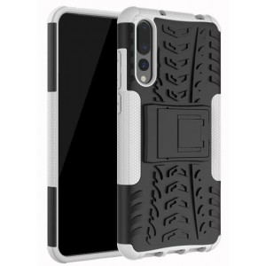 Protection Antichoc Type Otterbox Blanc Pour Huawei P20 Pro