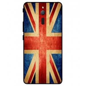 Coque De Protection Drapeau Vintage Royaume Uni Pour ZTE Nubia Red Magic