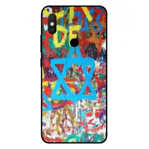 Coque De Protection Graffiti Tel-Aviv Pour Xiaomi Redmi S2