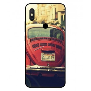 Coque De Protection Voiture Beetle Vintage Xiaomi Redmi S2