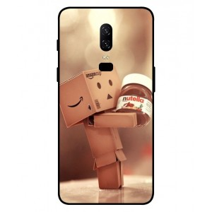 Coque De Protection Amazon Nutella Pour OnePlus 6
