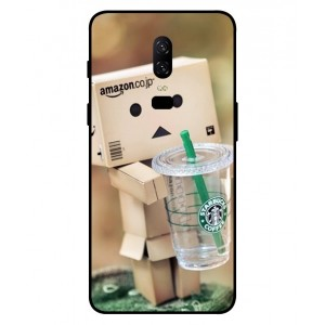Coque De Protection Amazon Starbucks Pour OnePlus 6