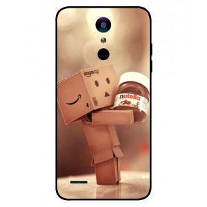 Coque De Protection Amazon Nutella Pour LG K8 2018