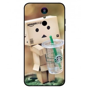Coque De Protection Amazon Starbucks Pour LG K30