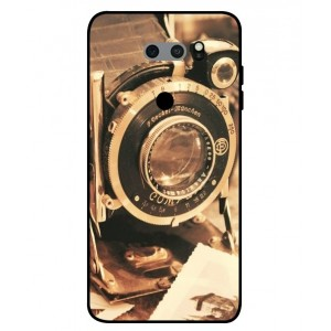 Coque De Protection Appareil Photo Vintage Pour LG V30S ThinQ
