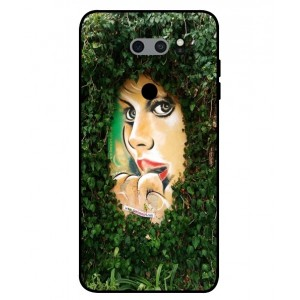 Coque De Protection Art De Rue Pour LG V30S ThinQ