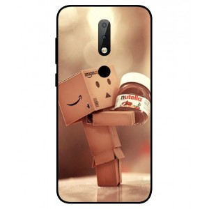 Coque De Protection Amazon Nutella Pour Nokia X6